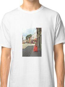 girl, dancing Classic T-Shirt