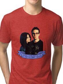 Isabelle & Simon Tri-blend T-Shirt