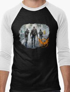 The Division Men's Baseball ¾ T-Shirt
