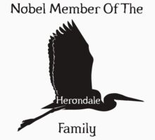 Herondale Family One Piece - Long Sleeve