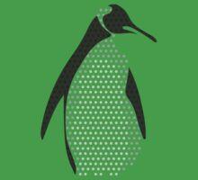 Pop Art Penguin Baby Tee