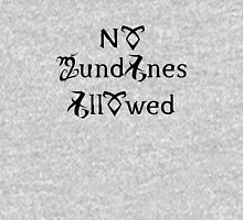 No Mundanes Allowed Unisex T-Shirt
