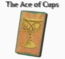 The Ace of Cups Kids Tee
