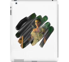 Katniss Everdeen Scribble iPad Case/Skin
