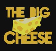 The BIG cheese in yellow Kids Tee