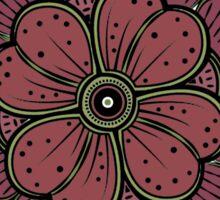 GORDON'S FLOWER Sticker