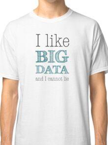 Big Data Classic T-Shirt