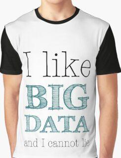 Big Data Graphic T-Shirt