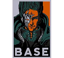 BASE Photographic Print