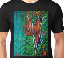 Orangutan Hanging Around Unisex T-Shirt