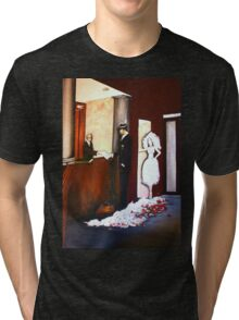 The Hotelier, The Assassin, The Bride Tri-blend T-Shirt