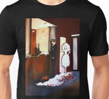 The Hotelier, The Assassin, The Bride Unisex T-Shirt
