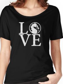 Mortal Love Women's Relaxed Fit T-Shirt