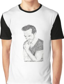 Andrew Scott. Graphic T-Shirt