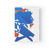 Mixed Emotions Hardcover Journal