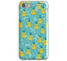 Pineapple Fruity Collection iPhone Case/Skin
