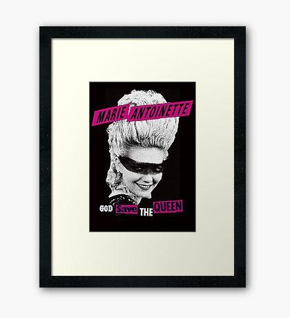 MARIE ANTOINETTE - SOFIA COPPOLA Framed Print