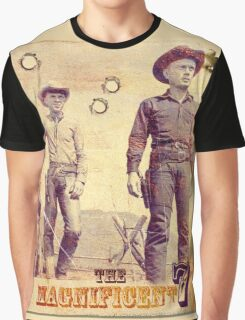 The Magnificent Two Graphic T-Shirt