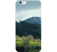 Alps iPhone Case/Skin