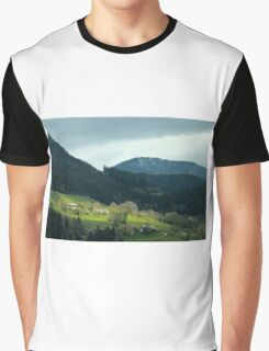 Alps Graphic T-Shirt