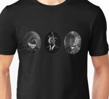 Guess the autor - horror literature Unisex T-Shirt