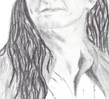 David Tennant as Richard II  Sticker