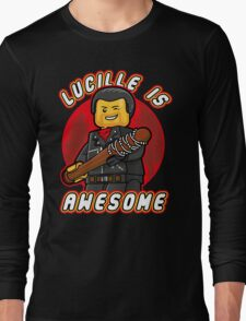 Lucille is Awesome Long Sleeve T-Shirt