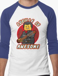 Lucille is Awesome Men's Baseball ¾ T-Shirt