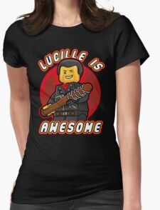 Lucille is Awesome Womens Fitted T-Shirt