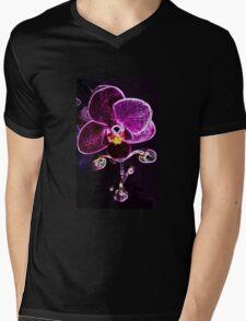 Neon orchid Mens V-Neck T-Shirt