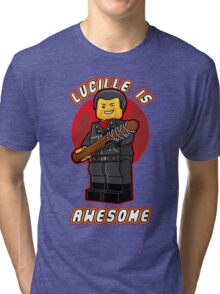 Lucille is Awesome v2 Tri-blend T-Shirt