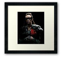 commander lexa Framed Print