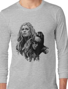 heda lexa Long Sleeve T-Shirt