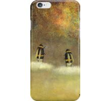 View From the Clouds iPhone Case/Skin