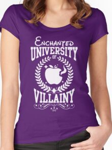 University of Villainy Women's Fitted Scoop T-Shirt