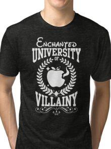 University of Villainy Tri-blend T-Shirt