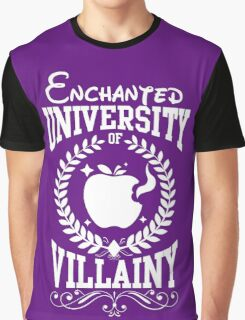 University of Villainy Graphic T-Shirt