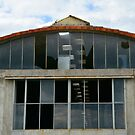 Derelict Industrial Building by jojobob