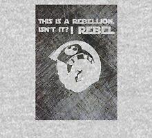 I Rebel (Steal Plate) Unisex T-Shirt
