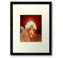 Leaders of the Free World Framed Print