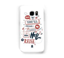 LITTLE HELL Samsung Galaxy Case/Skin