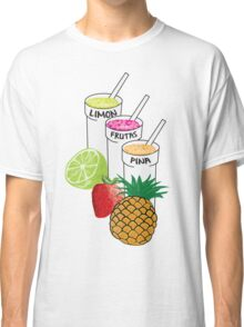 Summer Fruit smoothie Classic T-Shirt