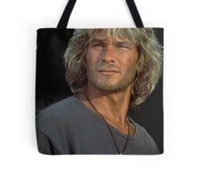 Patrick Swayze Tote Bag