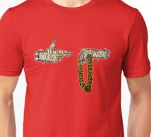 Run The Jewels - Fist/Gun Unisex T-Shirt