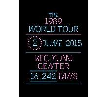2nd June - KFC Yum! Center Photographic Print