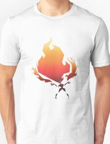 Flame On! - Fire Woman T-Shirt