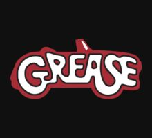 grease logo Kids Tee