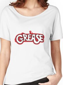 grease logo Women's Relaxed Fit T-Shirt