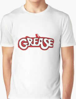 grease logo Graphic T-Shirt