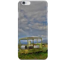 Disused Truck iPhone Case/Skin
